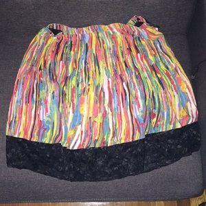 NWT Target x Prabal Gurung skirt